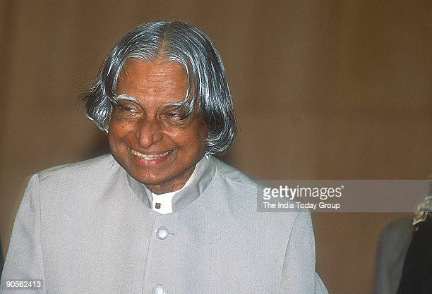 President Dr APJ Abdul Kalam at the inauguration of the