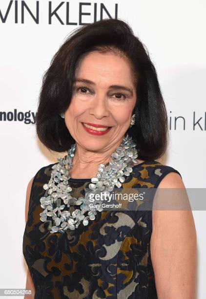 President DrJoyce F Brown attends the 2017 FIT Future of Fashion Runway show at The Fashion Institute of Technology on May 8 2017 in New York City