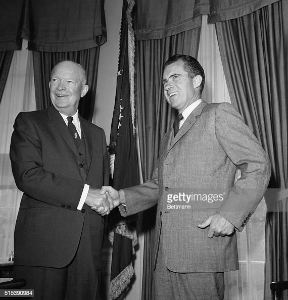 Who Was Richard Nixon Vice President