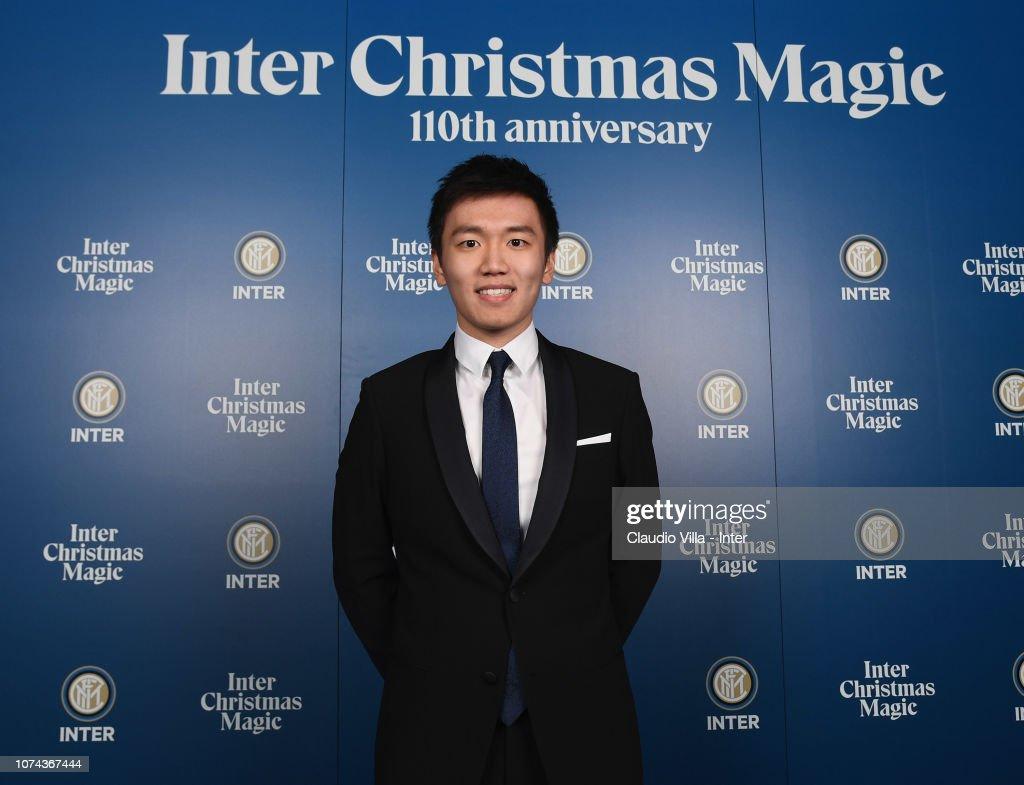 FC Internazionale Xmas Dinner : News Photo