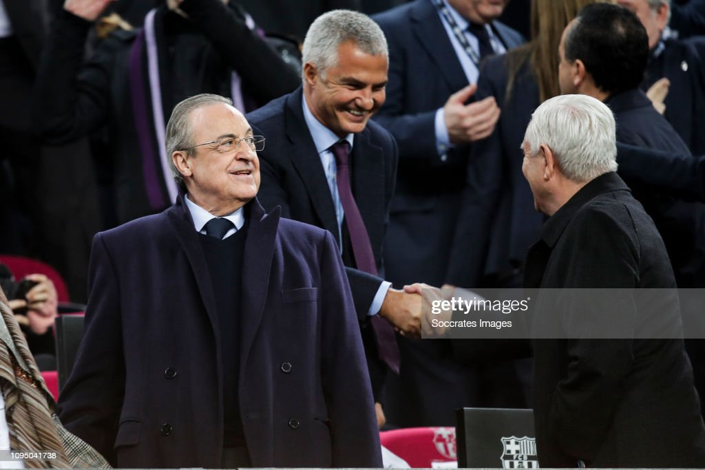 FC Barcelona v Real Madrid - Spanish Copa del Rey : News Photo