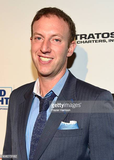 President FOX Sports National Networks Jamie Horowitz attends Glazer Palooza and Suits and Sneakers on February 3 2016 in San Francisco California