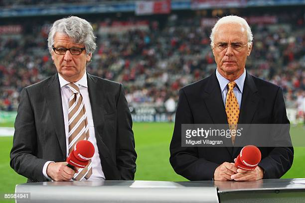 Marcel Reif Pictures And Photos Getty Images