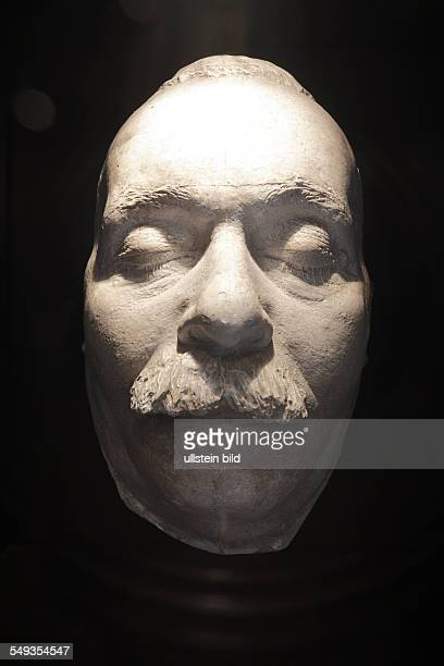 President Friedrich Ebert Memorial in Heidelberg exhibition death mask of Friedrich Ebert