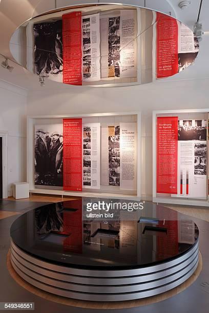 President Friedrich Ebert Memorial in Heidelberg exhibition room