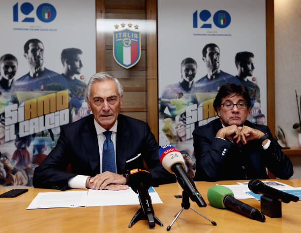 ITA: Paralympic Soccer Press Conference
