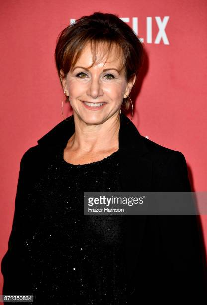 President Gabrielle Carteris attends SAGAFTRA Foundation Patron of the Artists Awards 2017 on November 9 2017 in Beverly Hills California