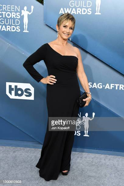 President Gabrielle Carteris attends the 26th Annual Screen ActorsGuild Awards at The Shrine Auditorium on January 19 2020 in Los Angeles California