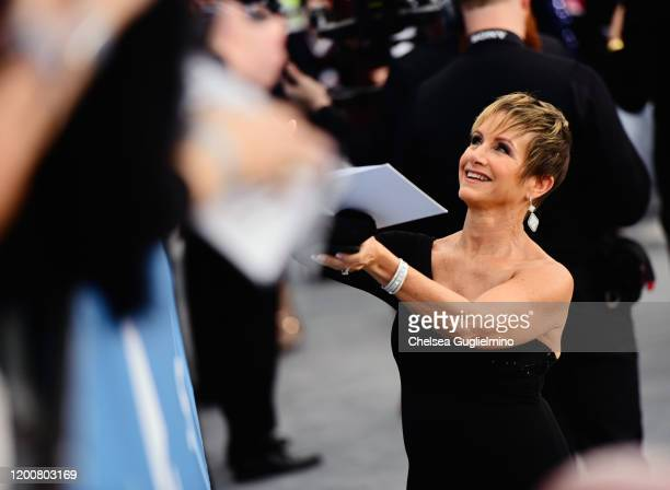 President Gabrielle Carteris attends the 26th annual Screen Actors Guild Awards at The Shrine Auditorium on January 19 2020 in Los Angeles California