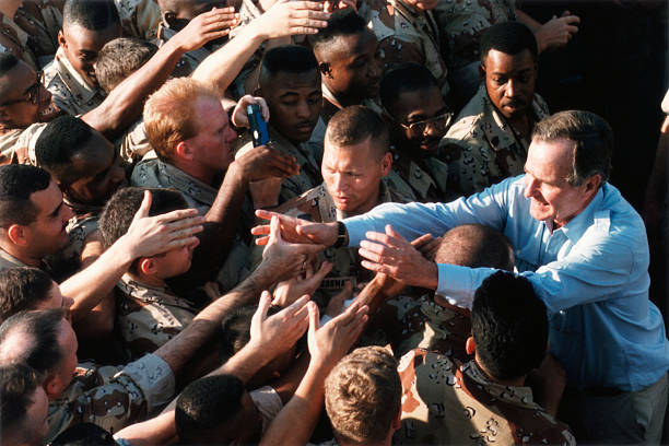 IRQ: 2nd August 1990 - 30 Years Since The Gulf War Began