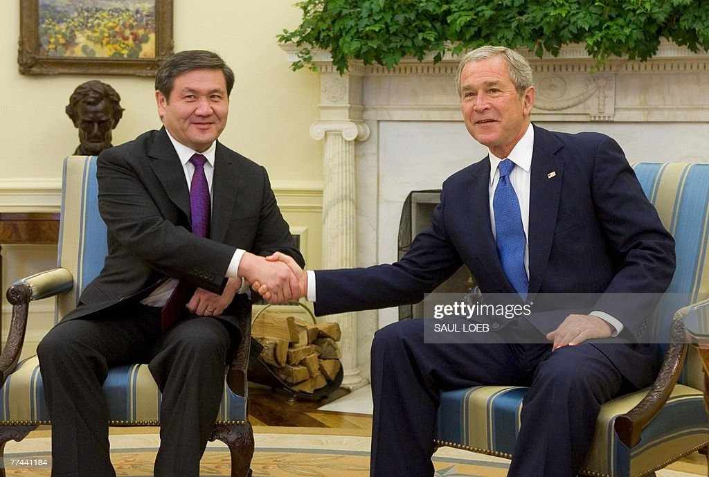 Image result for mongolian and american president