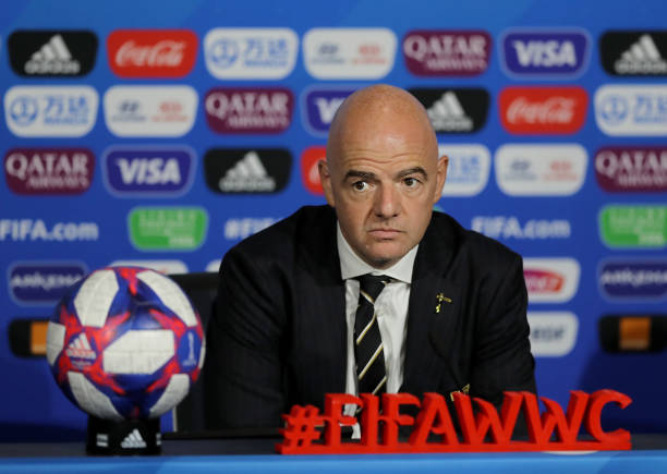 FRA: FIFA Closing Press Conference - FIFA Women's World Cup France 2019