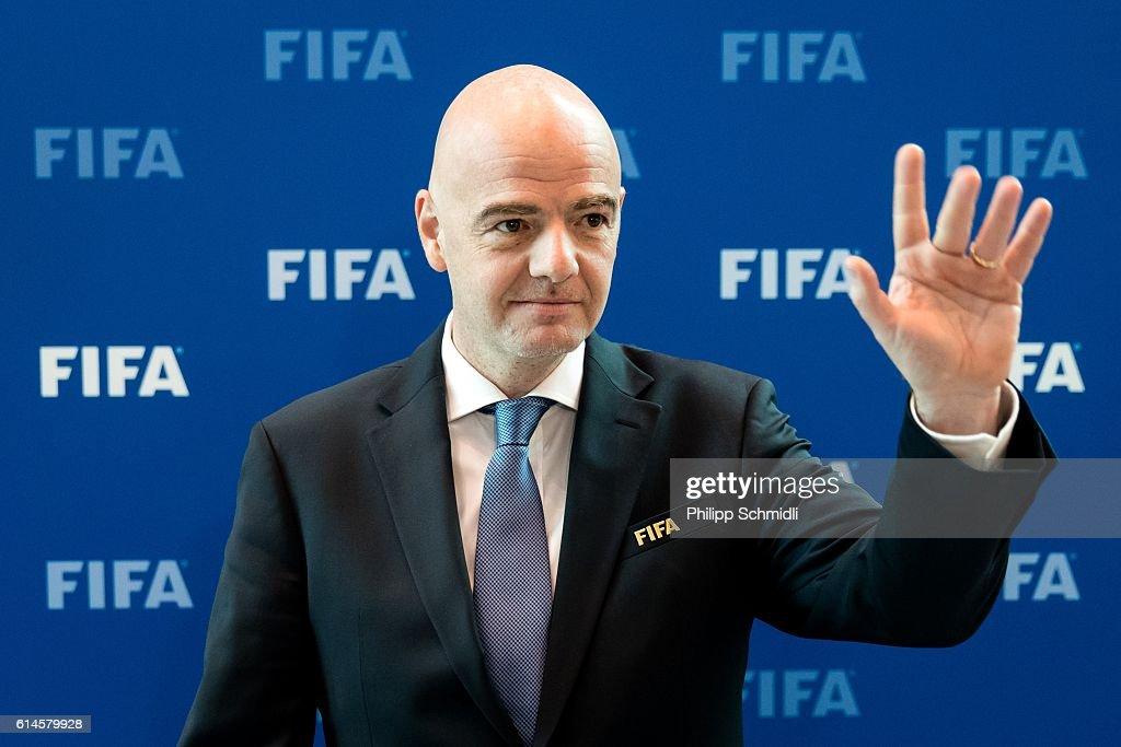 FIFA Council Meeting - Part II : News Photo