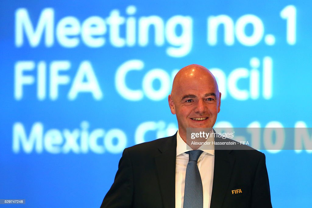 66th FIFA Congress - Previews
