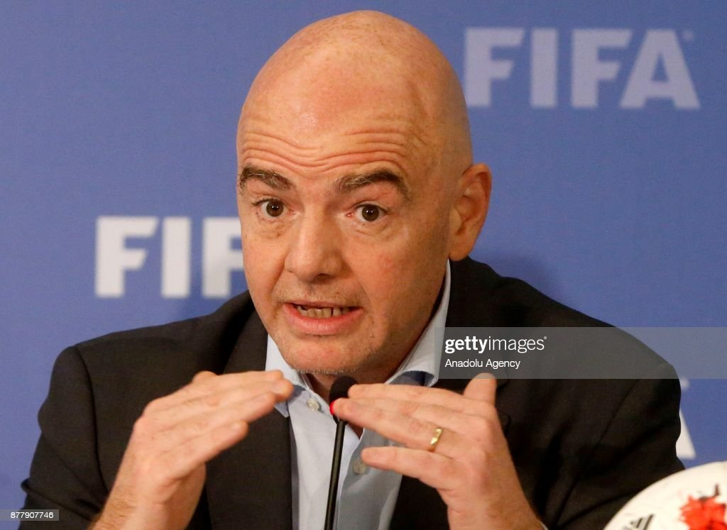 FIFA Executive Football Summit in Istanbul : News Photo