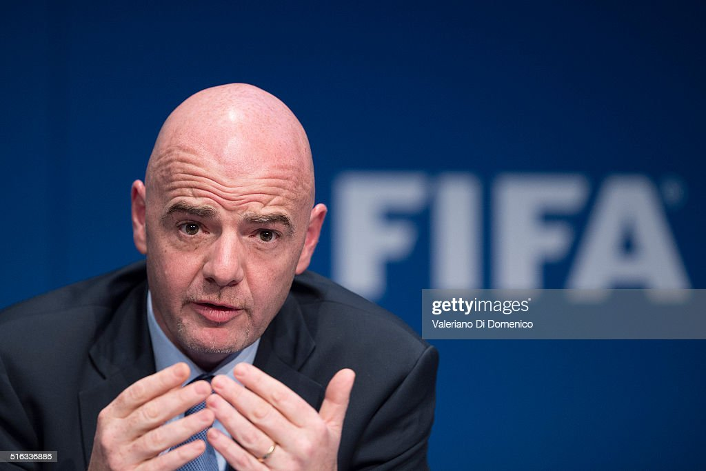 FIFA Executive Committee Meeting : News Photo