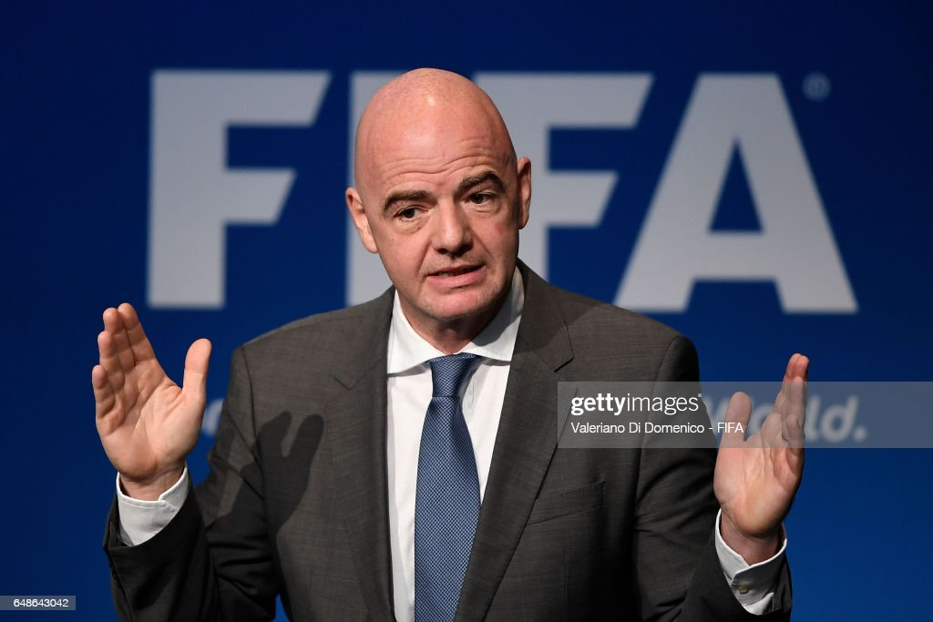 FIFA Annual Conference for Equality & Inclusion : ニュース写真