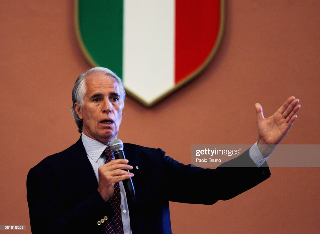 Italian Olympic Committee Presidential Election