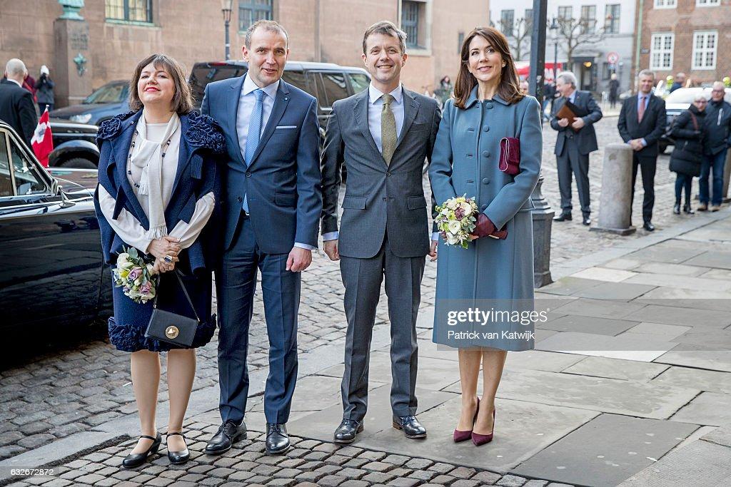 Day 2 - Icelandic State Visit To Denmark : News Photo