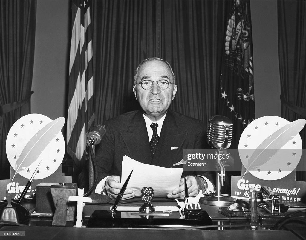 Image result for photos of president truman
