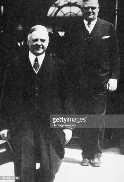 President Herbert Hoover 1930s After serving as Secretary of Commerce in the Republican administrations of Warren Harding and Calvin Coolidge in the...