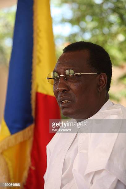 Idriss Deby - President of Chad