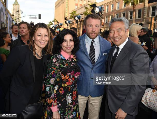 President International Distribution and Growth Initiatives Warner Bros Pictures Veronika Kwan Vandenberg President Worldwide Marketing and...