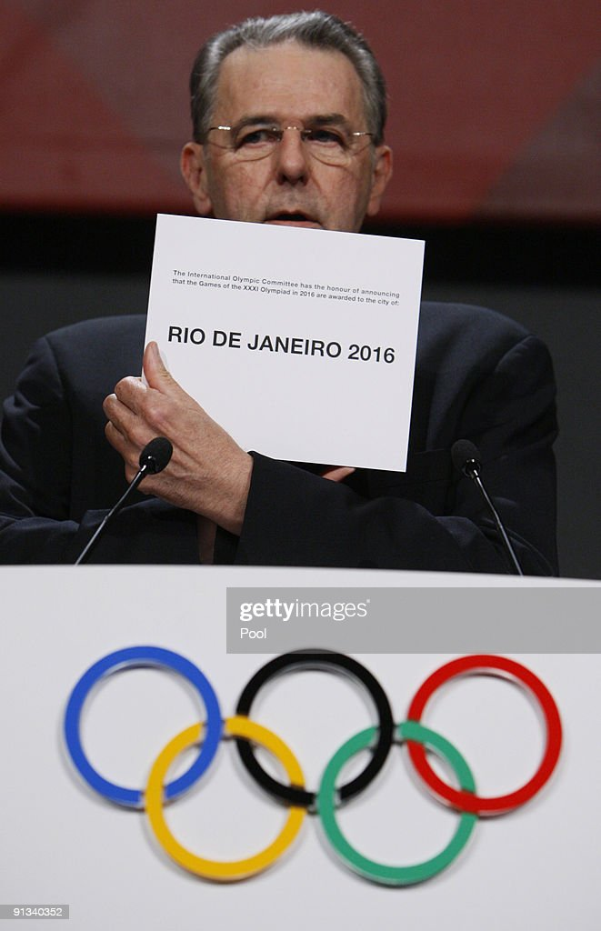 IOC 2016 Olympic Venue Announcement - Day Two