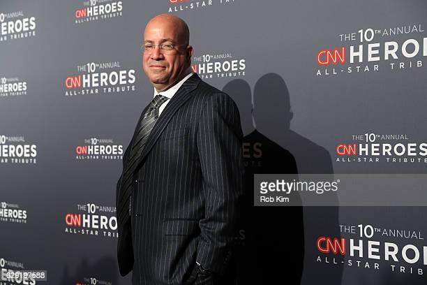 President Jeff Zucker attends the 10th Anniversary CNN Heroes at American Museum of Natural History on December 11 2016 in New York City