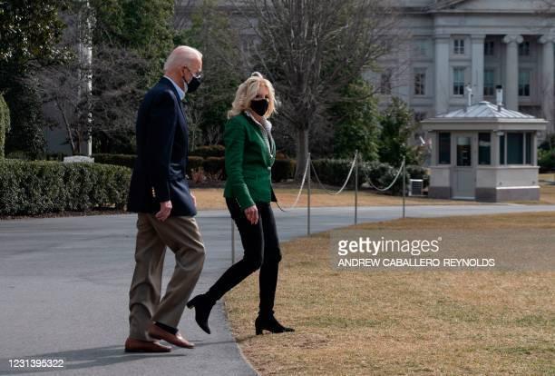 DC: President Biden Departs White House For Visit To Houston