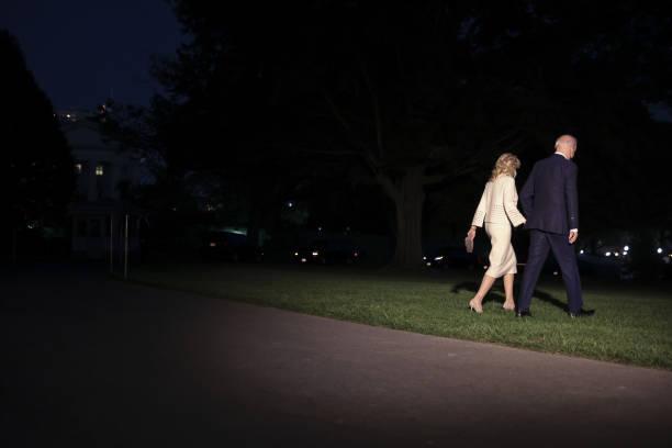 DC: President Biden Travels To Baltimore