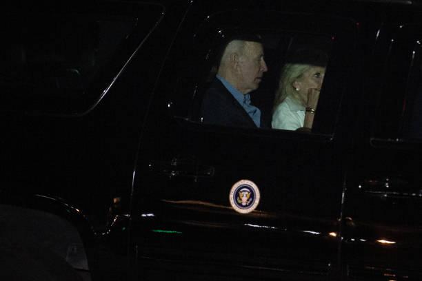 DC: President Biden Returns To Washington, DC After Weekend In Delaware