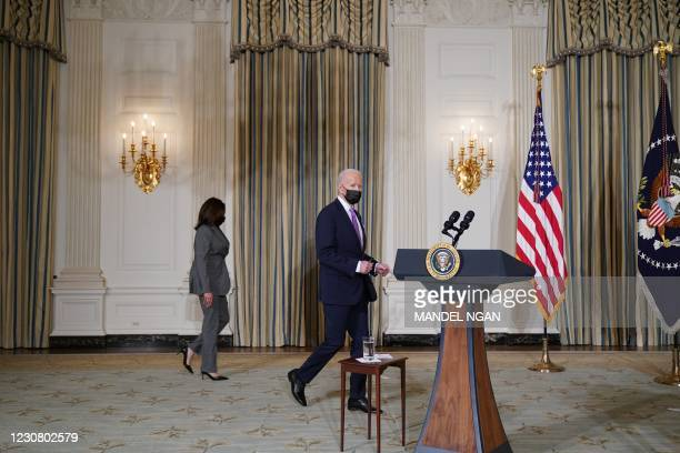 DC: President Biden Delivers Remarks On His Racial Equity Agenda And Signs Executive Actions