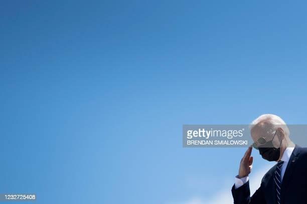 DC: President Biden Departs White House To Visit Louisiana