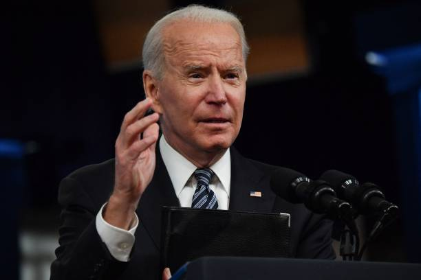 DC: President Biden Delivers Remarks On COVID-19 Response And Ongoing Vaccination Program