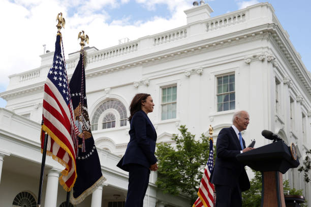 DC: President Biden Delivers Remarks On COVID-19 Response From The Rose Garden