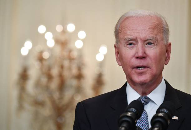 DC: President Biden Delivers Remarks On Administration's COVID-19 Response