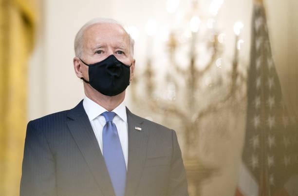 DC: President Biden Delivers Remarks On International Women's Day