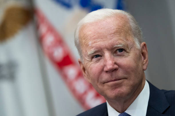 DC: President Biden Meets With Union And Business Leaders To Discuss Infrastructure