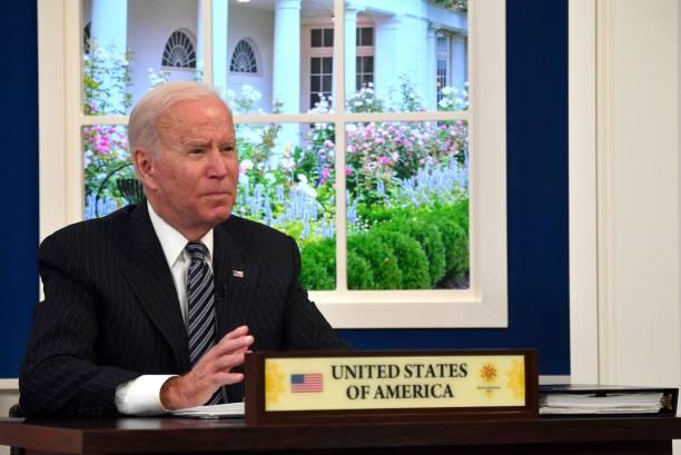 DC: President Biden Virtually Joins Annual US-ASEAN Summit