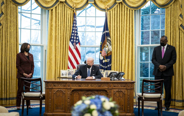 DC: President Biden To Sign Order Boosting Federal Spending On U.S. Products