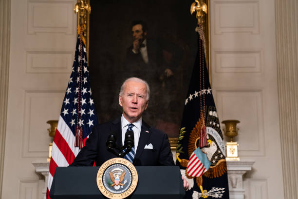 DC: President Biden Delivers Remarks And Signs Executive Actions On Climate Change And Creating Jobs