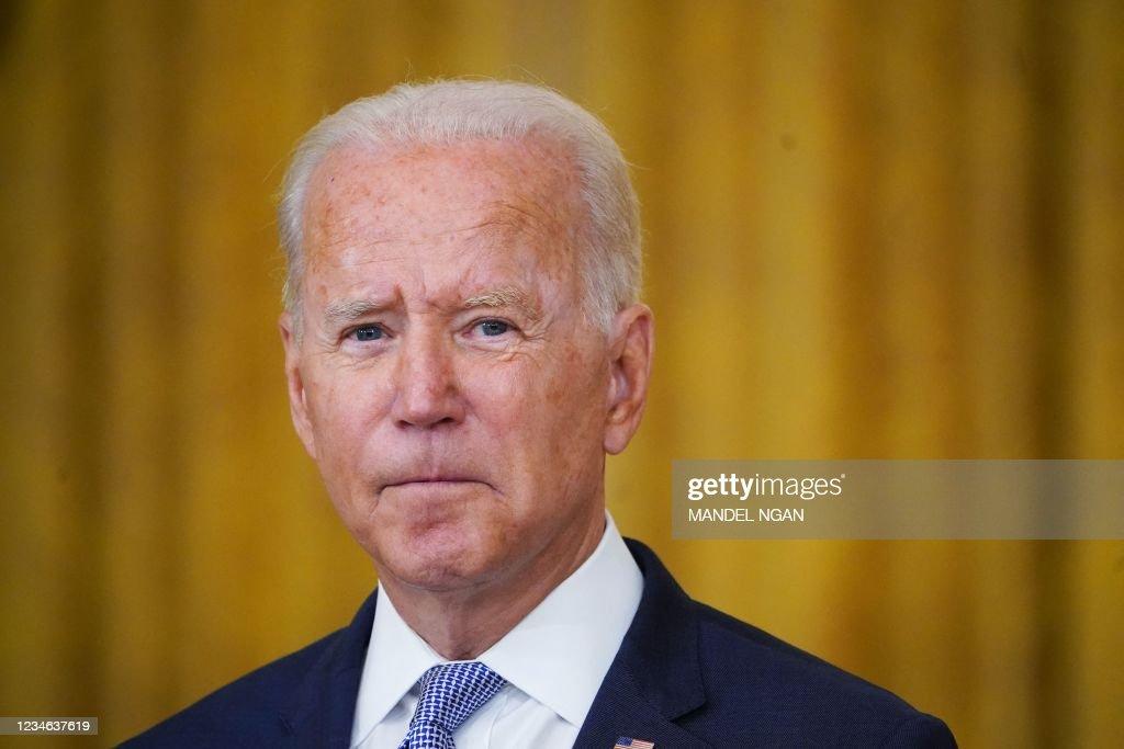 US-politics-ECONOMY-BIDEN-PRESCRIPTIONS : News Photo