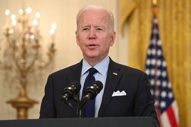 DC: President Biden Delivers Remarks On April Jobs Report