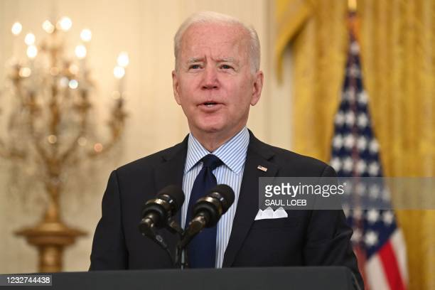 DC: President Biden Delivers Remarks On April Jobs Report