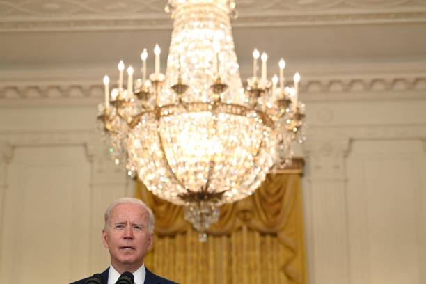 DC: President Biden Delivers Remarks On The Economy And Middle Class