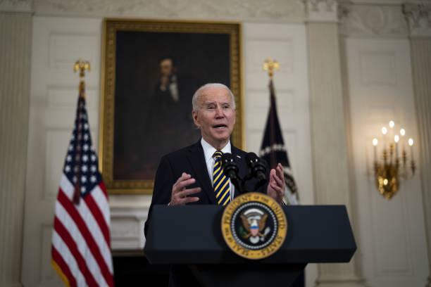 DC: President Biden Signs Executive Order On Economy