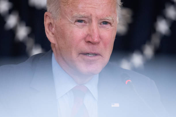 DC: President Biden And VP Harris Meet With Latino Community Leaders