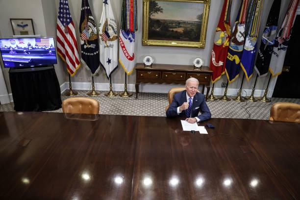 DC: President Biden Congratulates NASA Perseverance Team On Successful Mars Landing