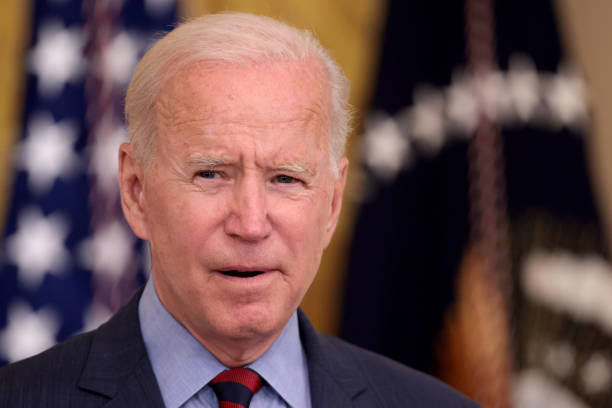 DC: President Biden Delivers Remarks On Progress In Fight Against COVID-19 Pandemic